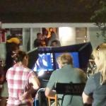 Filming of Secrets and Lies at our Inn
