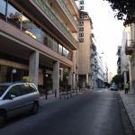 Hotel voorzijde