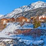 Résidence Les Balcons de Val Cenis Village - Extérieur Hiver