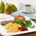 Hot & Healthy SpringHill Suites Breakfast