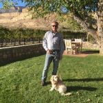 Beautiful day at Canyon Wind Cellars!