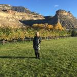 Canyon Wind Cellars is an absolutely gorgeous location!