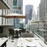 Club Quarters Hotel, opposite Rockefeller Center Foto