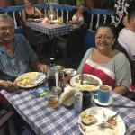 Zico's 2015 Season - Some of our customers enjoying their meals ����