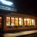 notre restaurant par nuit