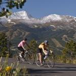 Road Biking Brecknridge