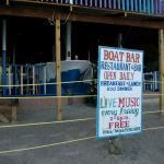 Foto de The Boat Bar and Restaurant