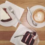 Carrot Cake y Red Velvet.