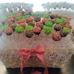 Delicious, stylish, amazing sweets!!! Cakes, cupcakes, cookies, pops, ice cream all handmade dai