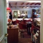 Amsterdam House&Hotel Eureka - sala colazione