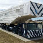 Transport Erector, LGM-30F, MMII