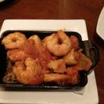Shrimp Scampi Skillet