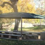Covered Picnic Area, Atascadero Lake Park, Atascadero, Ca