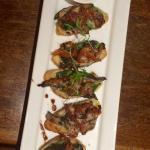 Portobello Mushroom Bruschetta - a must have!!