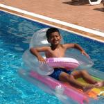 Cub ege  kids first holiday abroad
