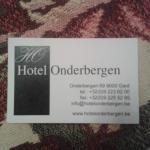 Hotel Onderbergen Foto