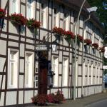 Unser über 230 Jahre altes Fachwerkhaus