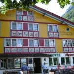 Gasthaus Alpenrose Foto