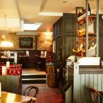 Cafe Rouge - Canary Wharf