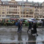 Stadtmarkt Foto