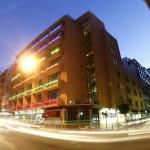 Photo de Hotel THe Fataga & Business Centre