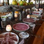daily breakfast buffet