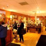 Inside Saratoga Olive Oil Co
