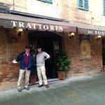 Trattoria di Fontenuova, Siena