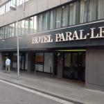 Hotel Paralel Foto