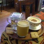 кофе-чай