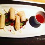 Salt & Chilly Squid starter (from my instagram account @livinginguernsey)