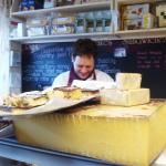 Mary runs deli, cuts cheese