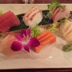 Sashimi Deluxe - Kumo Japanese Steak House, Bradenton FL