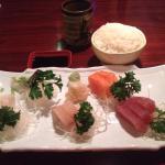 Lunch Sashimi Special - Migi Sushi, Bradenton FL