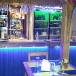 Restaurante entre 7 viñas