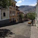 La calle del hostal