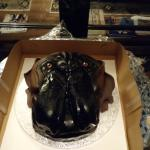 Mastiff Birthday Cake -
