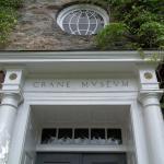 Crane Museum of Papermaking Foto