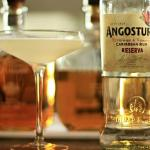 Angostura Daiquiri..from the bar boyz with love.