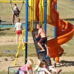 Aire de jeux / Playground area