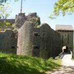 die Ruine Küssaburg