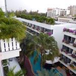 Hotel Methavalai, Cha Am, Thailand