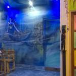Interiors- Aquarium look