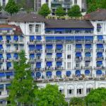 Hotel du Grand Lac Excelsior