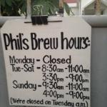 Phil's Brew