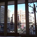 1º planta vista a Canalejas
