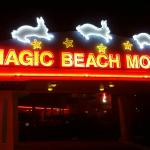 Photo de Magic Beach Motel