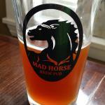 Delicious beer, especially the pumpkin ale.