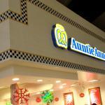 Auntie anne's Hand-Rolled Soft Pretzels, Westfield Santa Anita Shopping Mall, Arcadia, CA