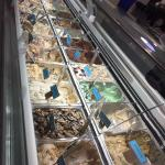 They have MANY varieties of gelato!
